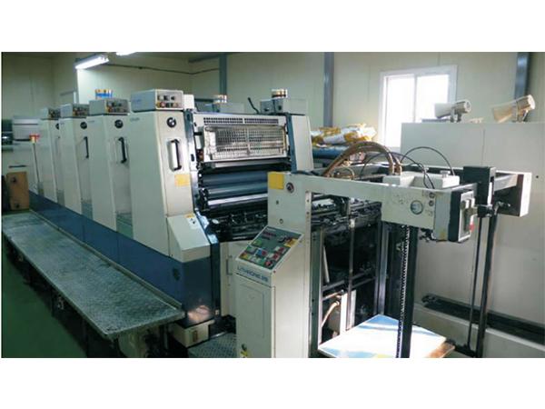 德国四色印刷机