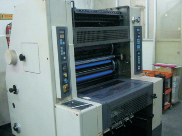 德国黑白印刷机